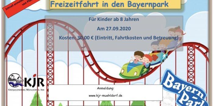 Fahrt zum Bayernpark ab 8 Jahren