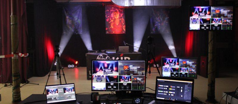 Unser neues Streaming Studio!