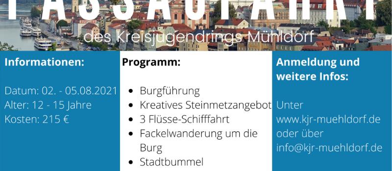 Anmeldung zur Passaufahrt